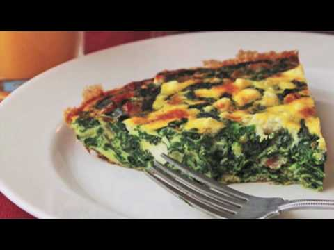 Spinach and Feta Pie Recipe Spinach Feta Oven Omelet