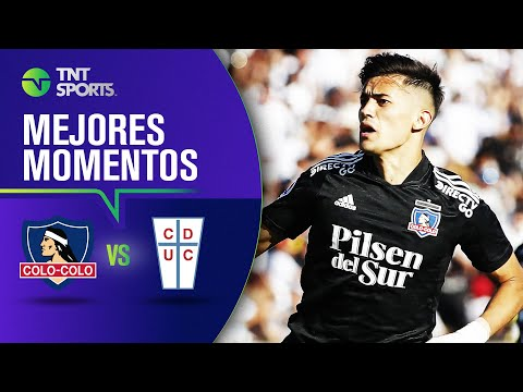Colo Colo 2 - 1 Universidad Católica | Campeonato PlanVital 2021 - FECHA 28