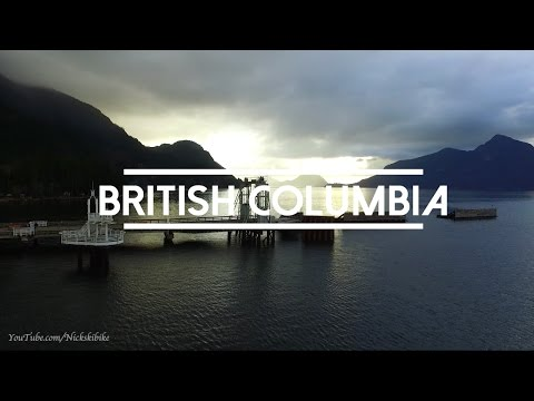 Sea To Sky Highway By Drone | British Columbia, Canada