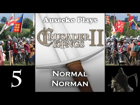 CK2 Normal Norman 5 [Use By Date]
