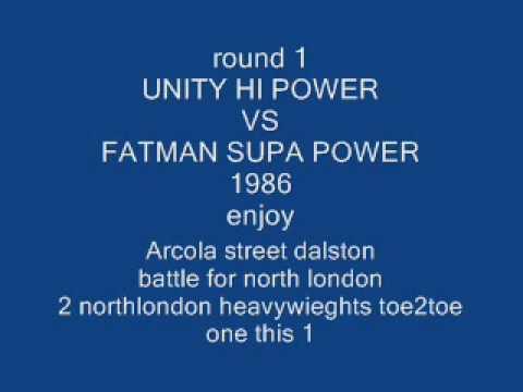 Unity vs fatman part 1