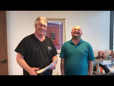"Michigan Man Gets ""Crack Addicts"" Dream Adjustment At Advanced Chiropractic Relief"