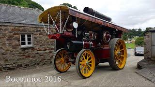 Boconnoc Steam Fair 2016
