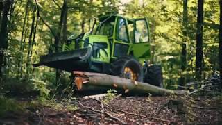 ORVEX s.r.o. - Lesný traktor LT100 - Poľsko