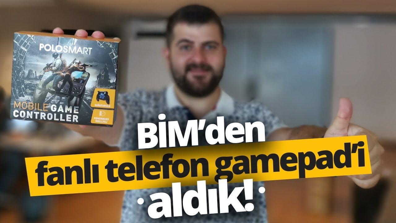Bim De 29 Tl Ye Satilan Fanli Gamepad Ile Pubg Mobile Oynadik Youtube