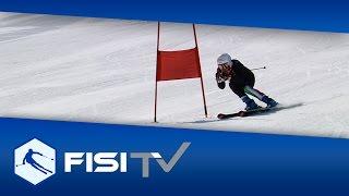 Livio Magoni descrive gli allenamenti delle slalomgigantiste