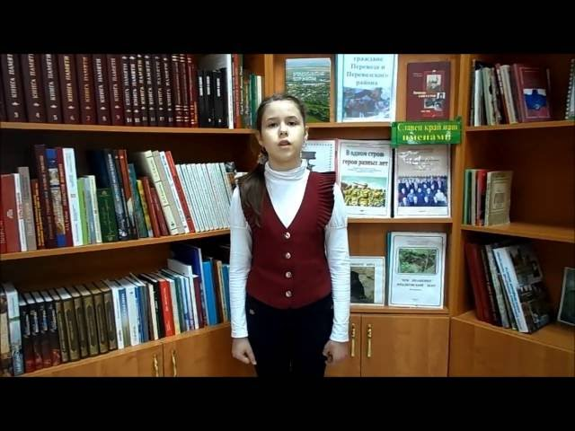 Изображение предпросмотра прочтения – ПолинаВанюшина читает произведение «Осёл и Соловей» И.А.Крылова