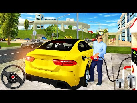 Taxi Game 2 - Car Driving Simulator - Android GamePlay