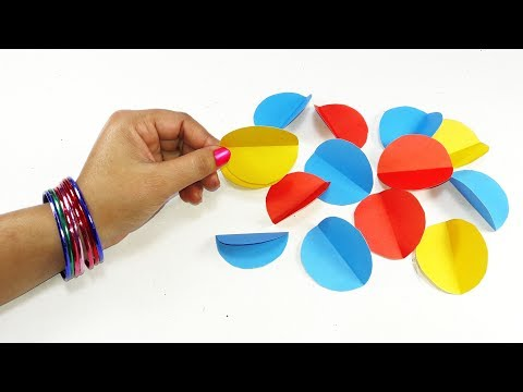 DIY paper crafts | Best craft idea | Cool idea with color paper | DIY arts and crafts