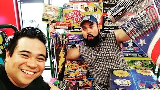 Video My Last Firework Shopping Trip For 2018 With CZ American Patriot download MP3, 3GP, MP4, WEBM, AVI, FLV Juli 2018