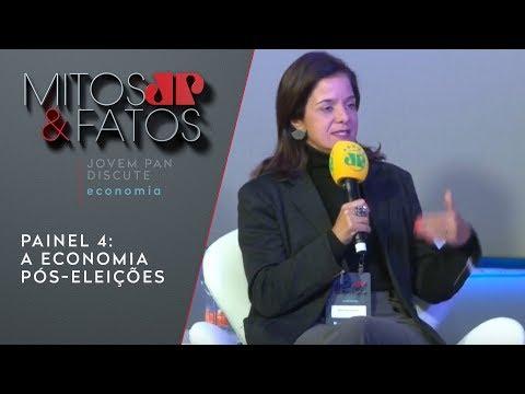 Painel 4: A Economia Pós-eleições. Os Projetos Que Devem Acelerar O Crescimento Do Brasil