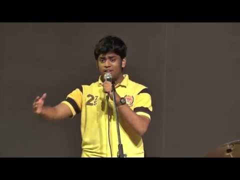 IIT vs IIM 2016 - Tu Kahan Ye Bata by Chinmay Naik of IIT Indore
