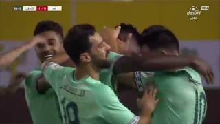 هدف الأهلي الأول ضد أحد في الجولة 2 من دوري كأس الأمير محمد بن سلمان
