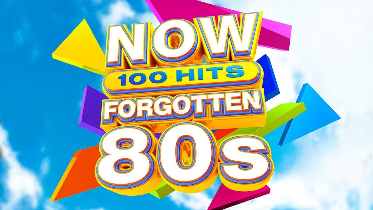 NOW 100 Hits Forgotten 80s | Now That's What I Call Music