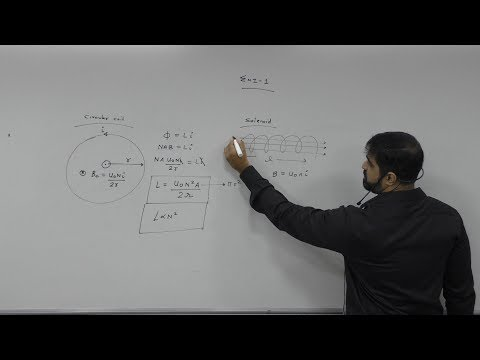 Electromagnetic Induction. Lecture 01. JEE (Main, Advanced) / NEET