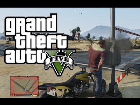 ►GTA 5 Fails Wins & Funny Moments Grand Theft Auto V Compilation