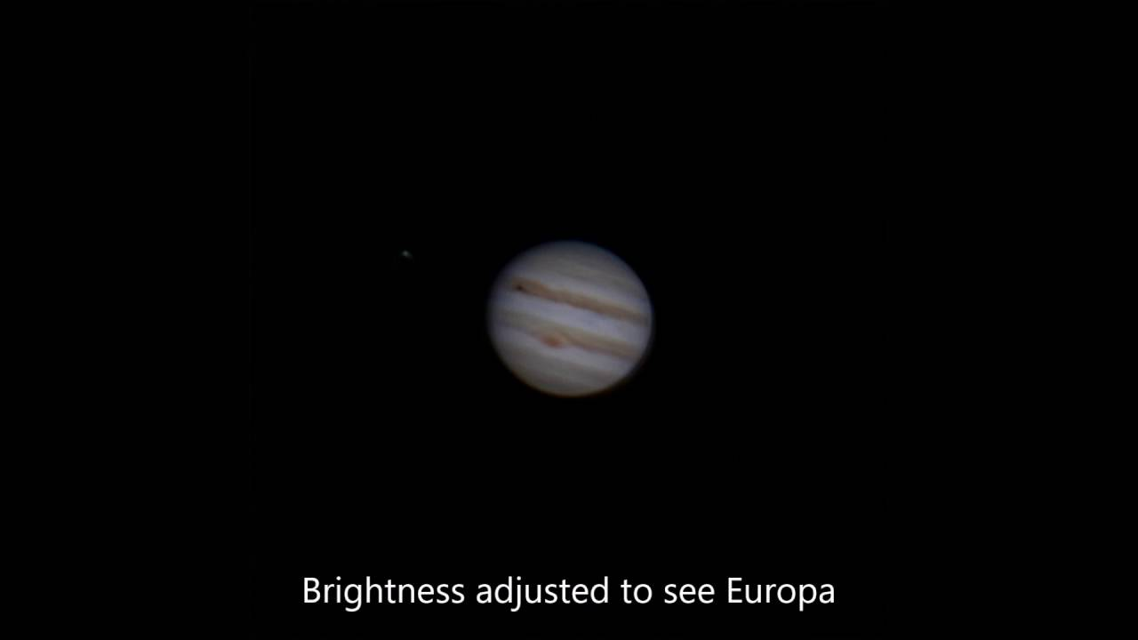 Jupiter through a Celestron C6 - - vimore org