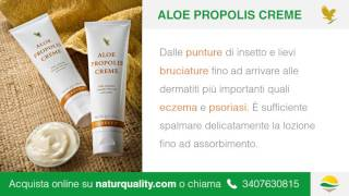 Aloe Propolis Creme - Recensione - Italiano