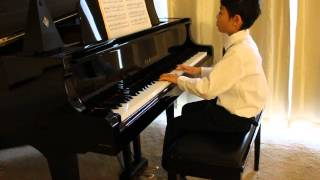 First Lessons in Bach Book 1 No.1 Minuet (no repeat)