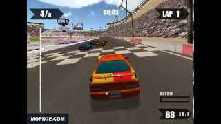 3D Racing Turbo 2015 gameplay walkthrough