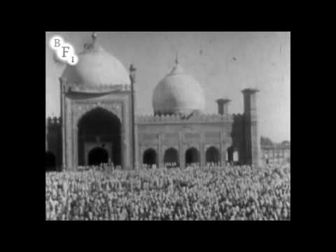 Badshahi Mosque, Lahore in 1933