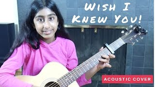 Wish I Knew You (The Revivalists) - Guitar Cover - Acoustic