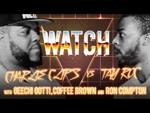 RUIN YOUR DAY - WATCH: CHARLIE CLIPS vs TAY ROC with GEECHI