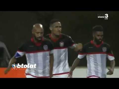 هدف محمود شيكابالا فى مرمى الفيحاء