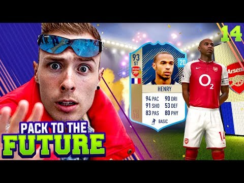 WE GOT HENRY!!! PACK TO THE FUTURE EPISODE 14!!! FIFA 18 Ultimate Team Road to Glory