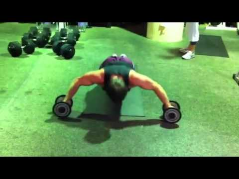 Bodywize Teneriffe Daily Exercise Video - Crucifix