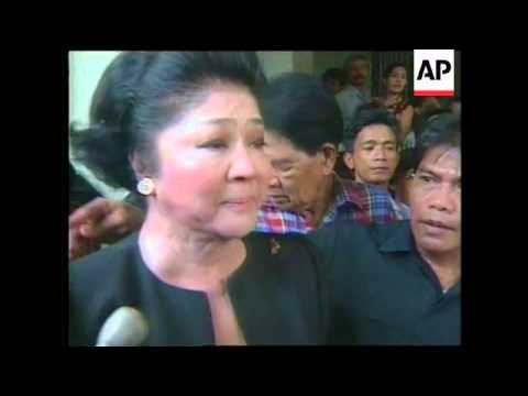 PHILIPPINES: IMELDA MARCOS WITHDRAWS FROM PRESIDENTIAL RACE