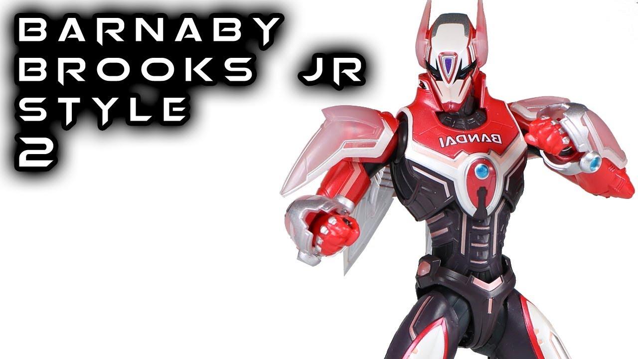 Bandai SH Action Figure S.H Figuarts Tiger /& Bunny Barnaby Brooks Jr