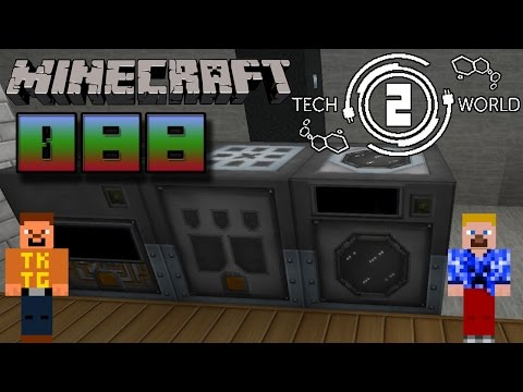 Scanner - Pattern Storage - Replicator - Let's Play Together Tech World 2 (German/HD+) Part 088