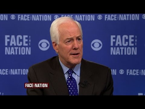 "Cornyn: Administration has a ""tendency toward political correctness"" on terrorism"