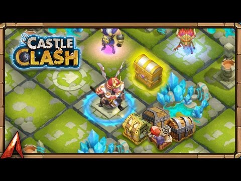 Lost Realm Teams And Helping Friends! Castle Clash