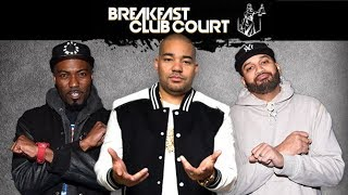connectYoutube - Did DJ Envy Overreact To Desus & Mero's Joke About His Wife?