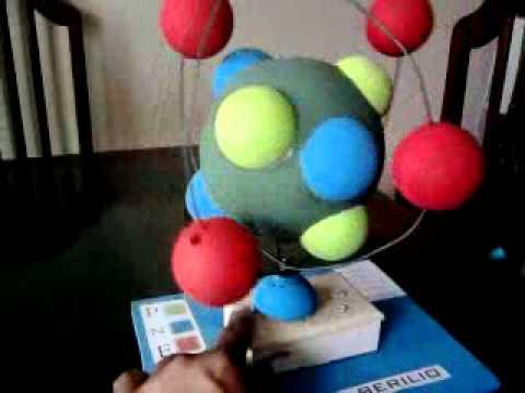 maqueta de yissel roman atomo de berilio 1 mp4 doovi