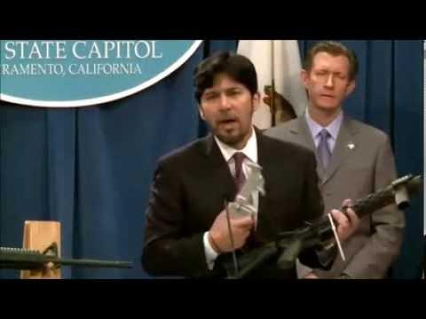 Anti-Gun Senator Kevin de Leόn Makes Complete Fool Out Of Himself! Full Video