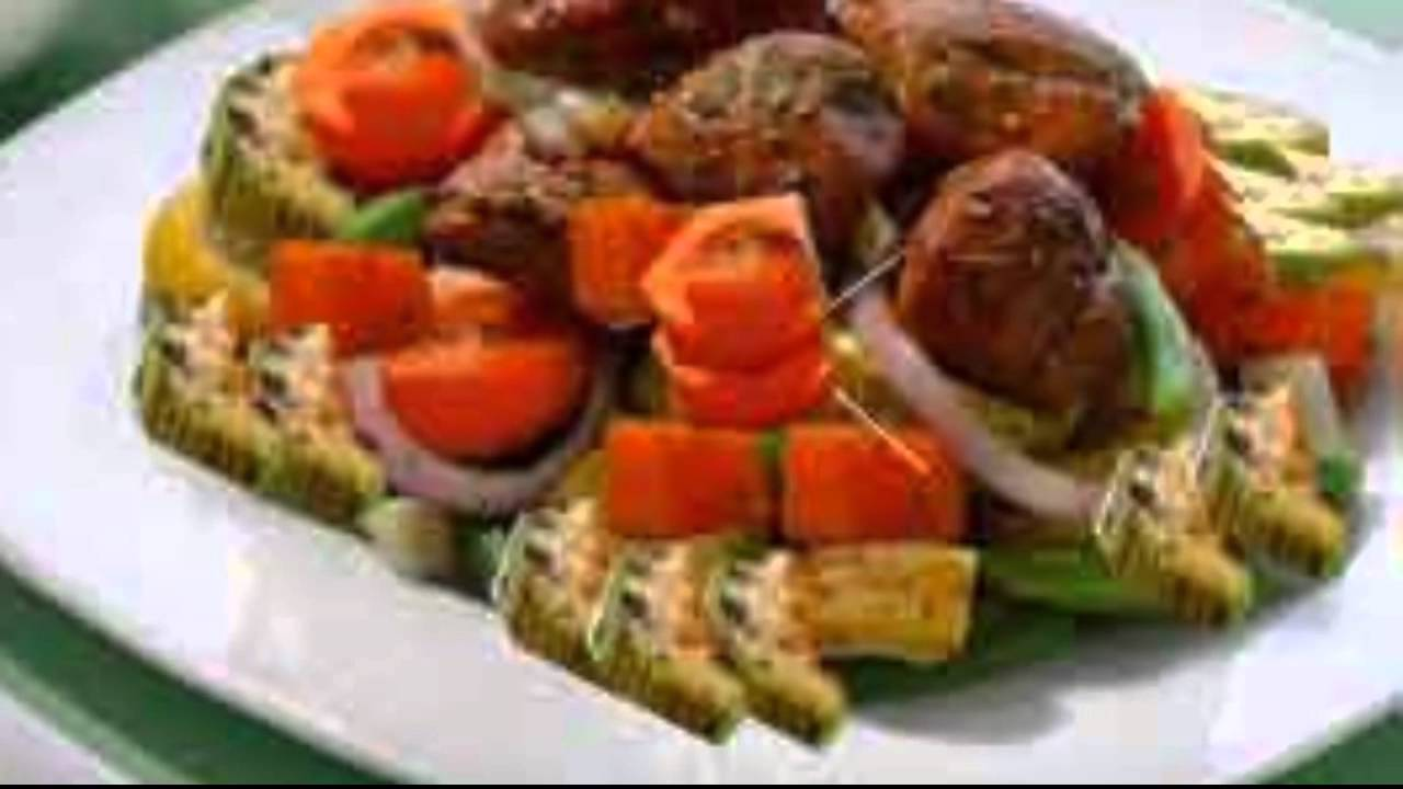 Traditional algerian food the image kid for Algerian cuisine youtube
