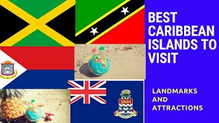 BEST CARIBBEAN ISLANDS TO VISIT 2019 (Caribbean vacations)