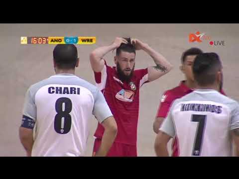UEFA FUTSAL CUP | ANORTHOSIS vs WREXHAM