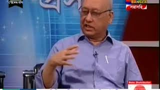 LIVE TALK SHOW on `Right to Food Issue' in ATN Bangla