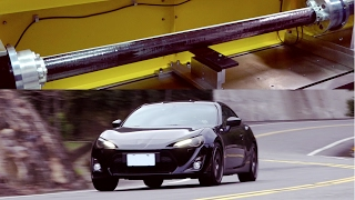 【統哥】 J-Fiber碳纖維傳動軸Toyota 86實測 Dry Carbon Driveshaft on road test [ENG SUB ]
