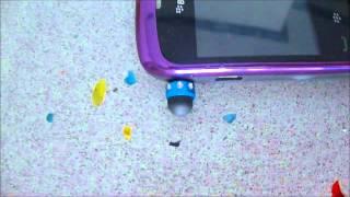 Mi 2-in-1 Highly Sensitive Colorful Stylus Pen Touch Pen & Earphones Anti-Dust Plug Dustproof Plug Thumbnail