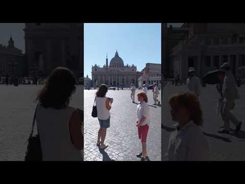 Vatican City in Rome / Vatican City State