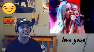 LITTLE MIX PERFORM THE OFFICIAL SPORT RELIEF, WORD UP, LIVE (REACTION)