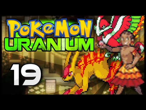 Pokémon Uranium - Episode 19 | Amatree Gym Leader Tiko!