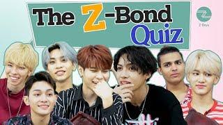 [Z-Boys] The Z-Bond Quiz