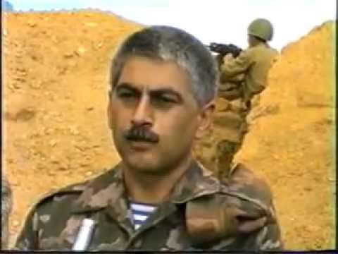 Nakhchivan Border Guards in Sadarak, Nakhchivan