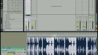 Ableton Live в действии. Урок 2. часть 3